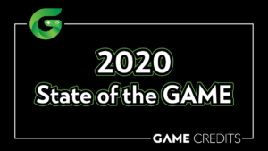 2020 State of the GAME