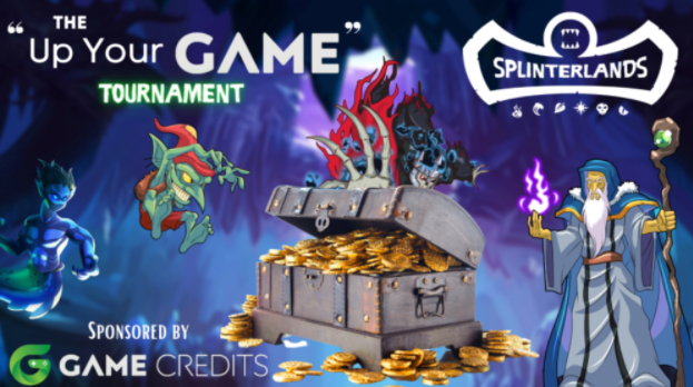 Up Your GAME Tournament - GAME x Splinterlands - GAME Credits