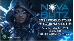 2021 Nova Blitz World Tour Contest