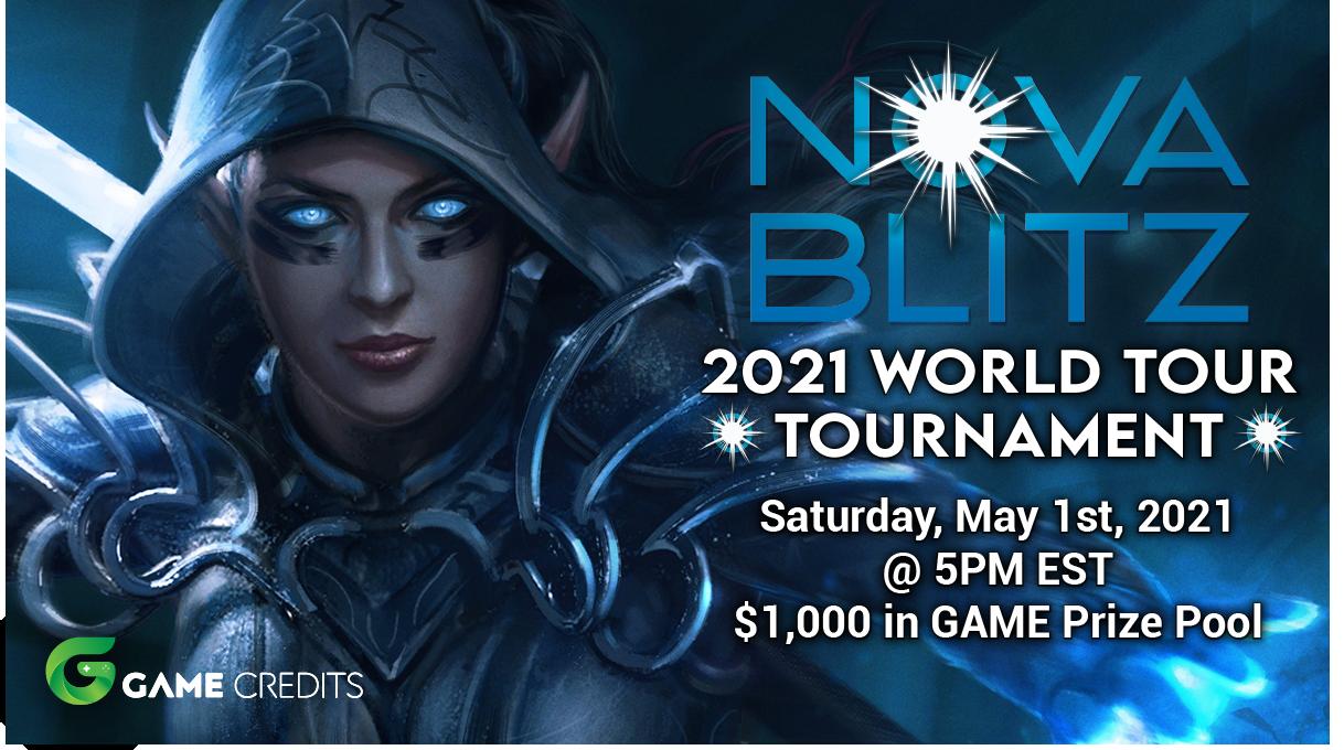 2021 Nova Blitz World Tour Contest - GAME Credits