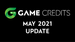 GAME Credits May 2021 Update