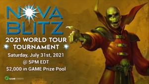 2021 Nova Blitz World Tour Contest #2